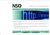 A great web design by NSO, Stockport Manchester, United Kingdom: