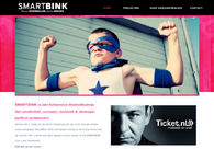 A great web design by SmartBink, Amsterdam, Netherlands: