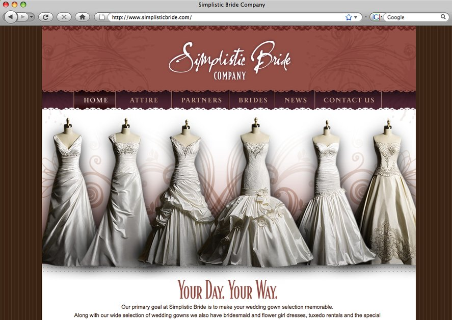 A great web design by Carmedia Design, Wichita, KS: