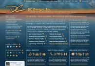 A great web design by DC Design, Inc., Grand Rapids, MI: