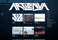 A great web design by Artizenya, New York, NY: