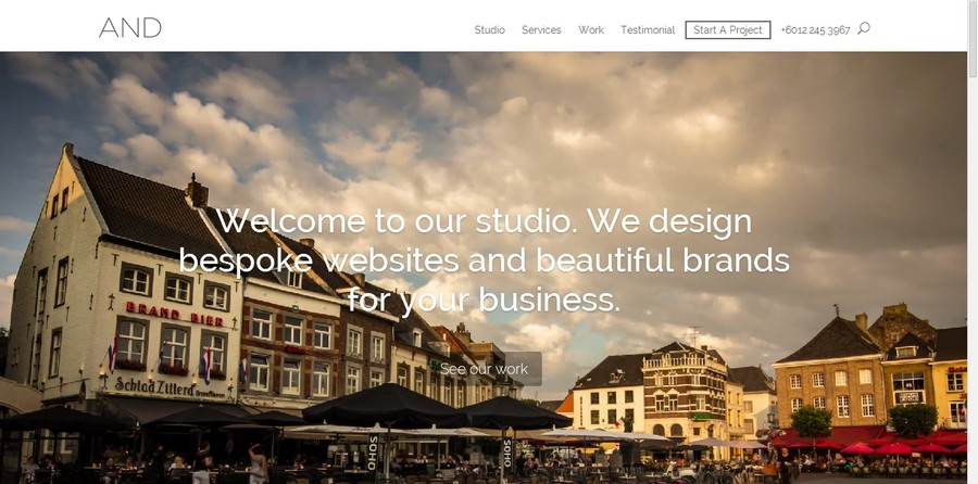 A great web design by Sito Designs Creation, Kuala Lumpur, Malaysia: