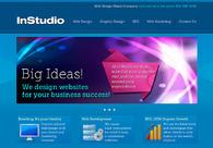 A great web design by InStudio, Miami, FL: