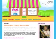 A great web design by Katy Farr Web Design, Austin, TX: