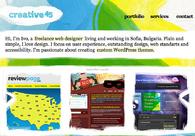 A great web design by Ivo Ivanov, Sofia, Bulgaria:
