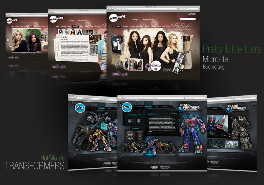 A great web design by Wirall Interactive, Ciudad de Buenos Aires, Argentina: