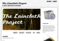 A great web design by Robot Couture, Detroit, MI: