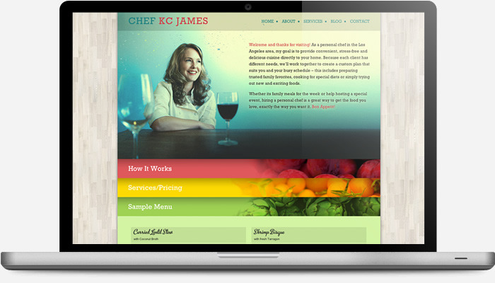 A great web design by AIRSHP, Austin, TX: