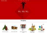 A great web design by Gaumina Design, Vilnius, Lithuania: