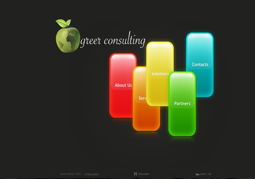 A great web design by Greer Consulting, Washington DC, DC: