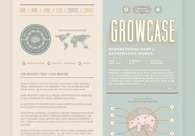 A great web design by Growcase, Oslo, Norway: