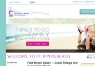 A great web design by ThreeTwelve Creative, Fort Myers, FL:
