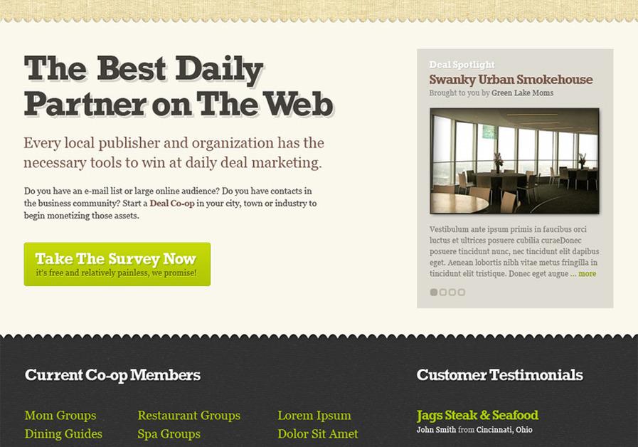 A great web design by Baz Deas, London, United Kingdom: