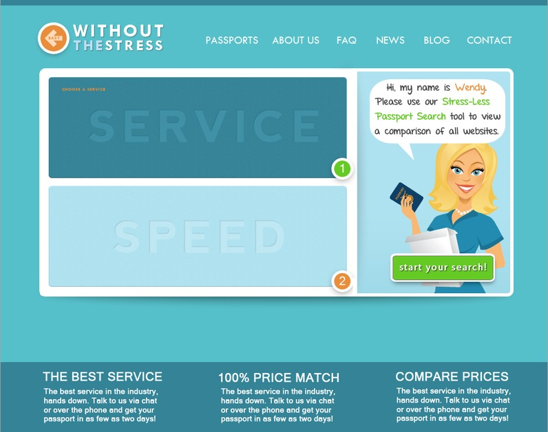A great web design by DevelopStream, Atlanta, GA: