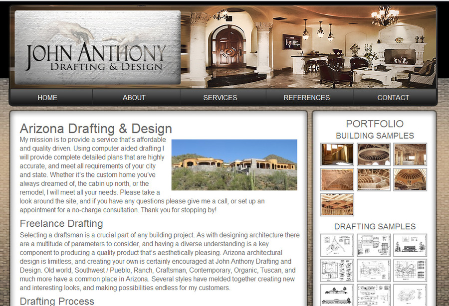 A great web design by My Favorite Web Designs, Phoenix, AZ: