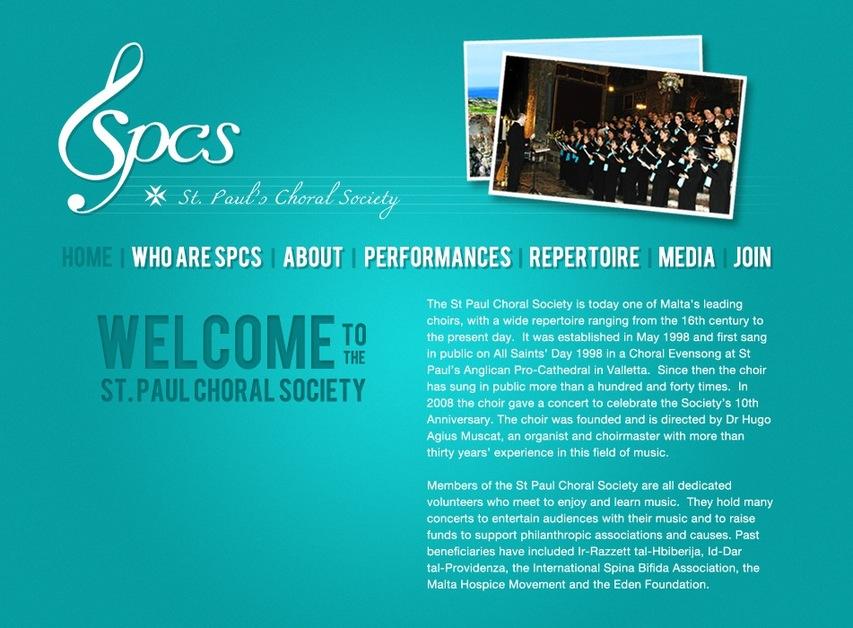 A great web design by DM, Malta, Malta: