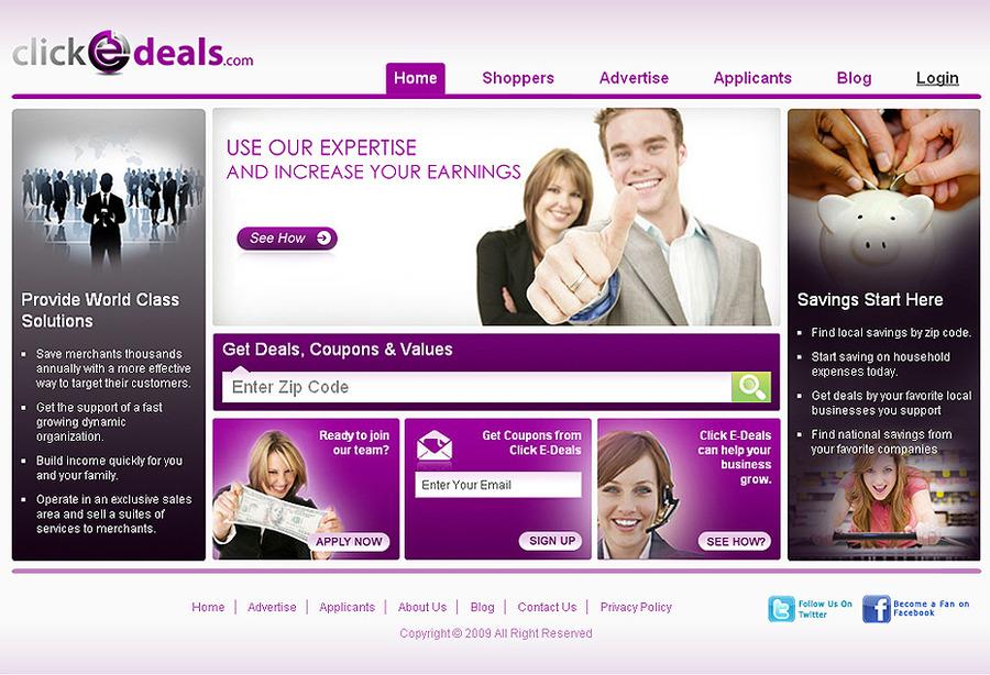 A great web design by Navigators Software, Kolkata, India: