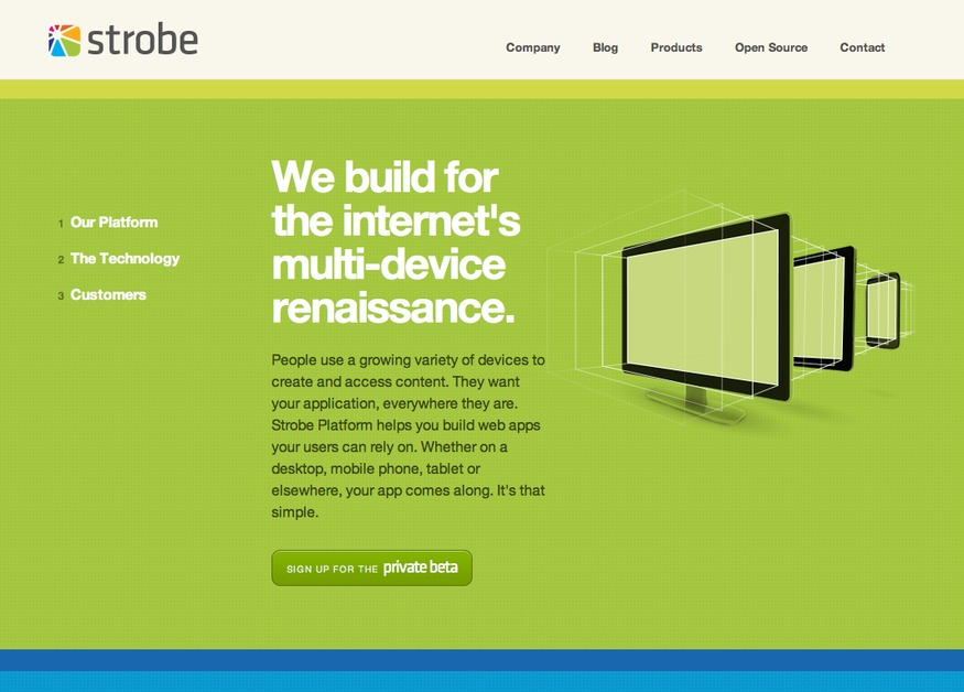 A great web design by doejo, San Francisco, CA: