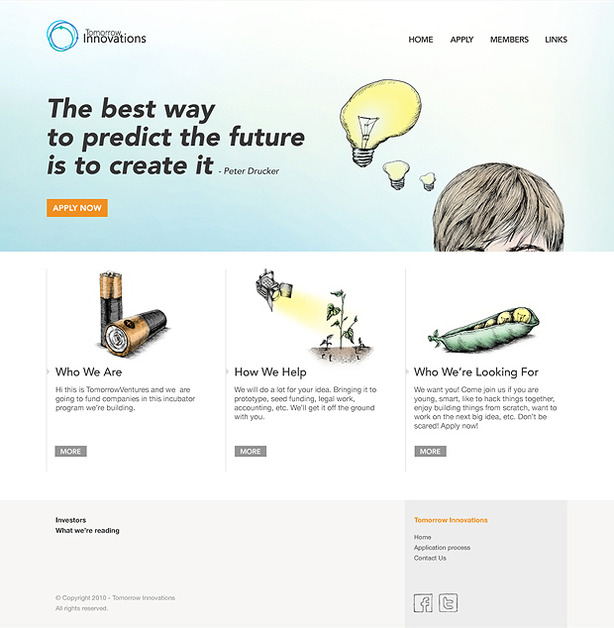 A great web design by OkapiStudio, San Francisco, CA: