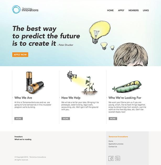 A great web design by OkapiStudio, San Francisco, CA: