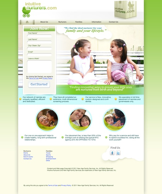 A great web design by Lehigh Website Design, Allentown, PA: