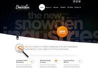 A great web design by Snowden Industries, Los Angeles, CA: