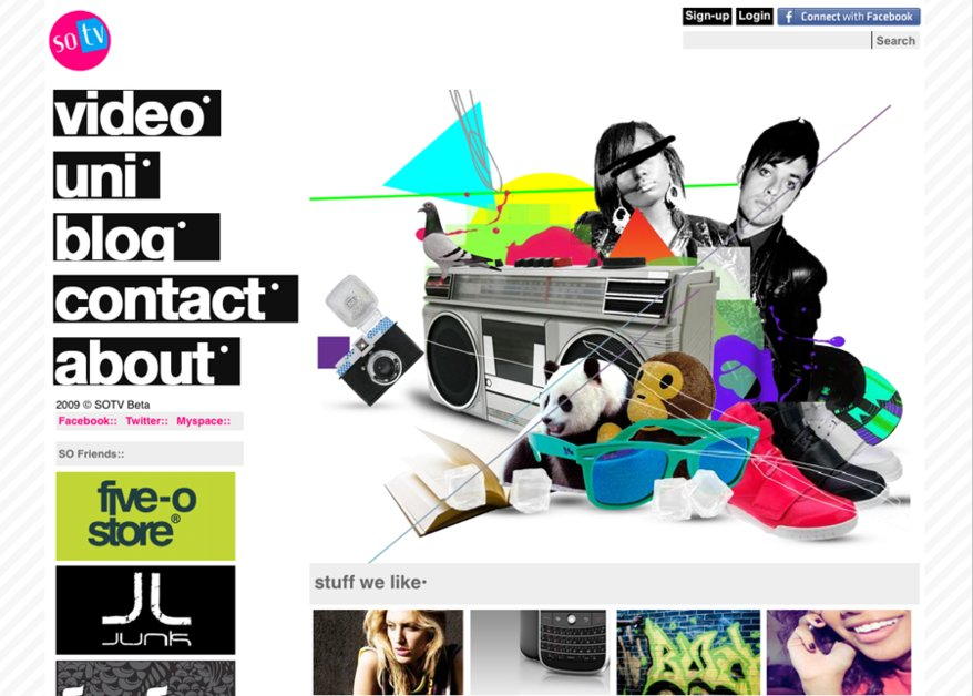 A great web design by Float:Right, London, United Kingdom:
