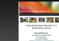 A great web design by Aloha Web Designer:
