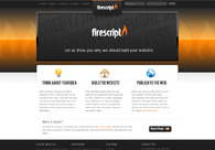 A great web design by FireScript, Hamilton, Canada: