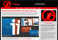 A great web design by Thatcher Design, Nashville, TN: