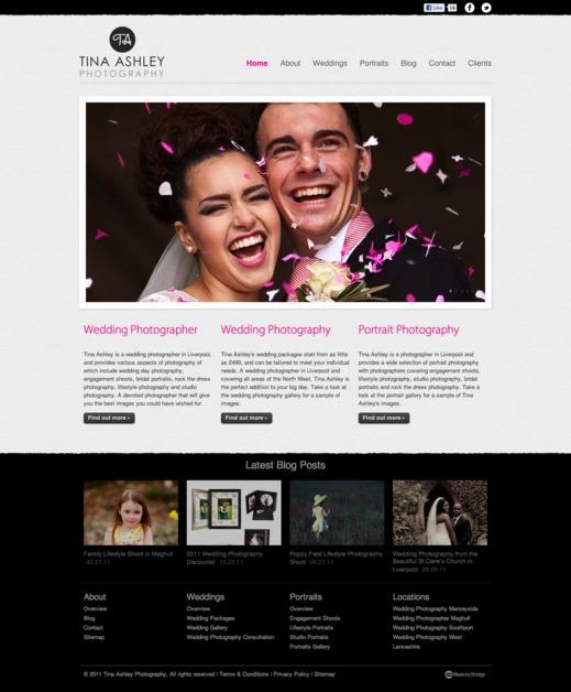 A great web design by Made by Bridge, Huddersfield, United Kingdom: