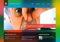 A great web design by Monderer Design, Boston, MA: