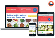 A great web design by Be Better Studios, Portsmouth, NH: Responsive Website, Marketing Website , Sports & Fitness , Static HTML