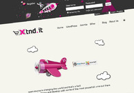 A great web design by eXtnd.it, Sintagma, Greece:
