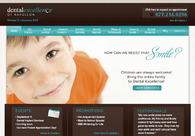 A great web design by Martini Creative, Toledo, OH: