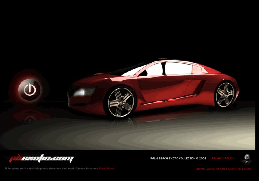 A great web design by Dreamflex.com, Miami, FL: