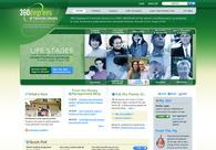 A great web design by TriLion Studios, Lawrence, KS: