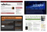 A great web design by Clara Raubertas, Boston, MA: