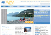 A great web design by Sundog Media, Anchorage, AK:
