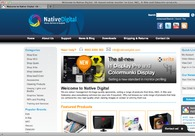 A great web design by Calashock, London, United Kingdom: