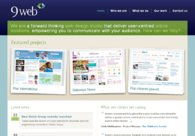 A great web design by 9web, London, United Kingdom: