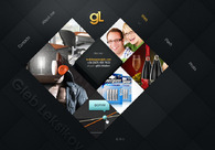 A great web design by Designer Gleb, Odessa, Ukraine: