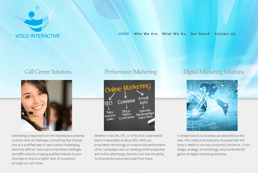 A great web design by Telerim, New York, NY: