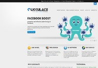 A great web design by Clickulate Ltd, Stockholm, Sweden: