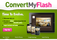 A great web design by ♥ ConvertMyFlash.com, New York, NY: