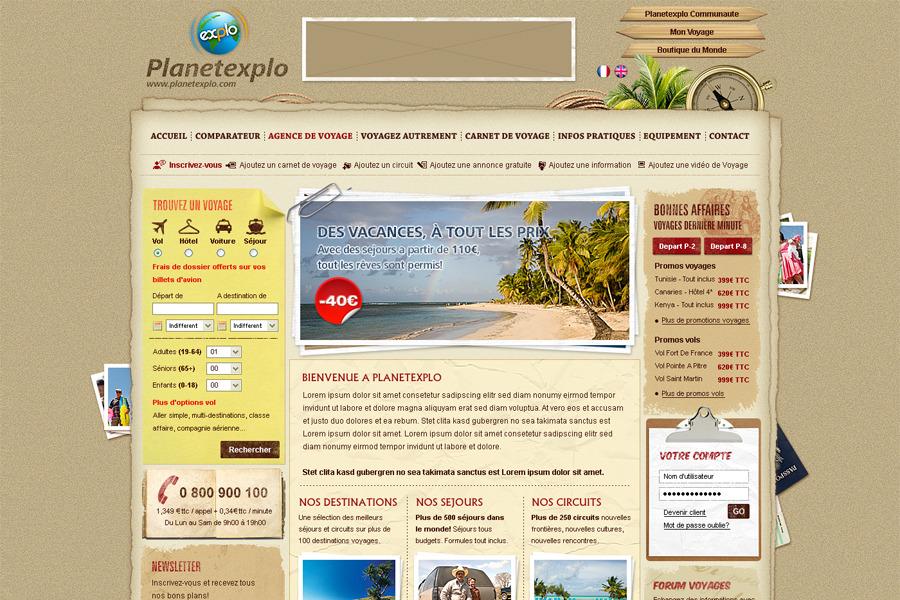 A great web design by Ayxel, Dubai, United Arab Emirates: