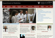A great web design by Adam Scott, Nashville, TN: