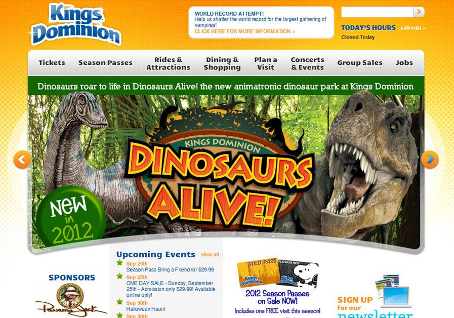 A great web design by E-dreamz, Inc. , Charlotte, NC: