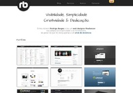 A great web design by Rodrigo Borges, Portimao, Portugal: