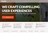 A great web design by Integrity, St Louis, MO: Consulting